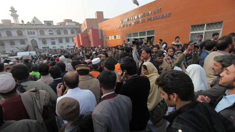Koniec ataku na szkołę w Peszwarze. Zginęły 132 osoby, terroryści zabici
