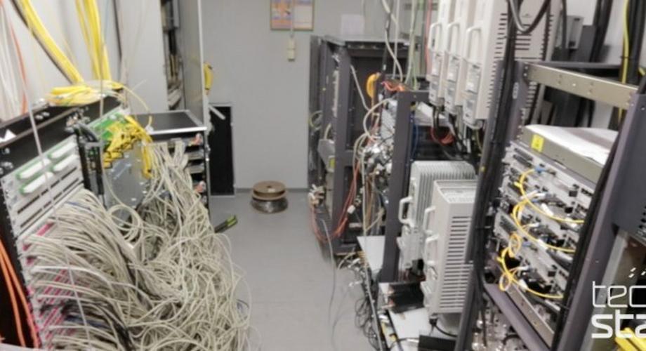 Interview mit Vodafone: So sieht eine LTE-Basisstation aus