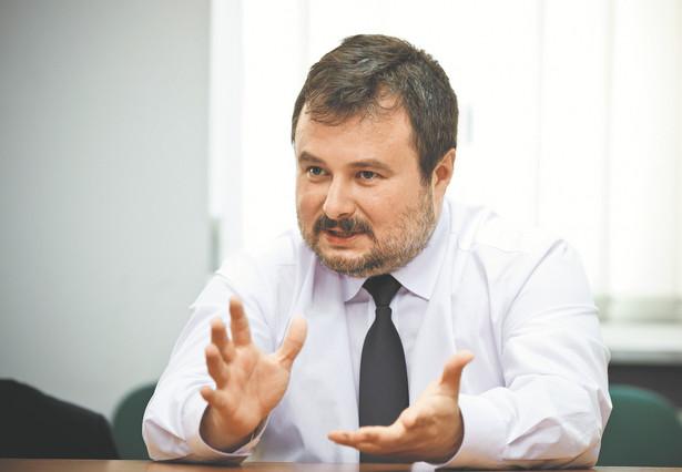 Marek Niechciał, prezes Urzędu Ochrony Konkurencji i Konsumentów