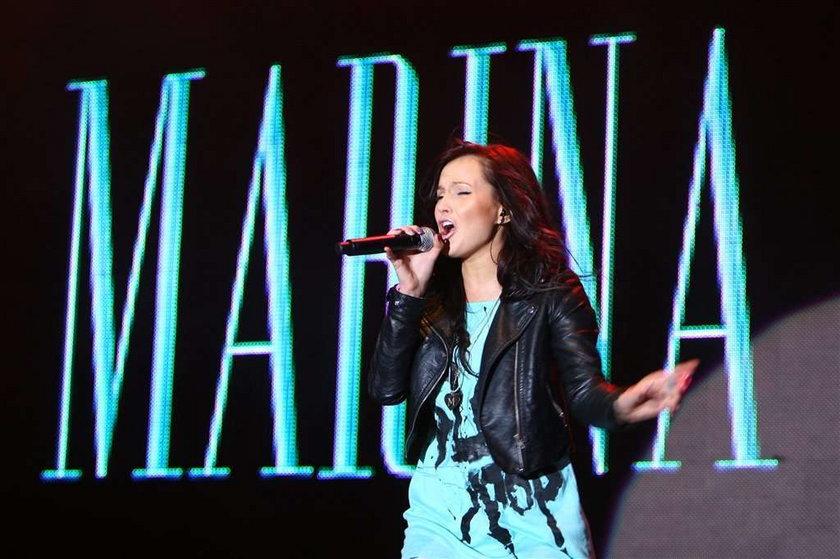 Marina w nowym serialu
