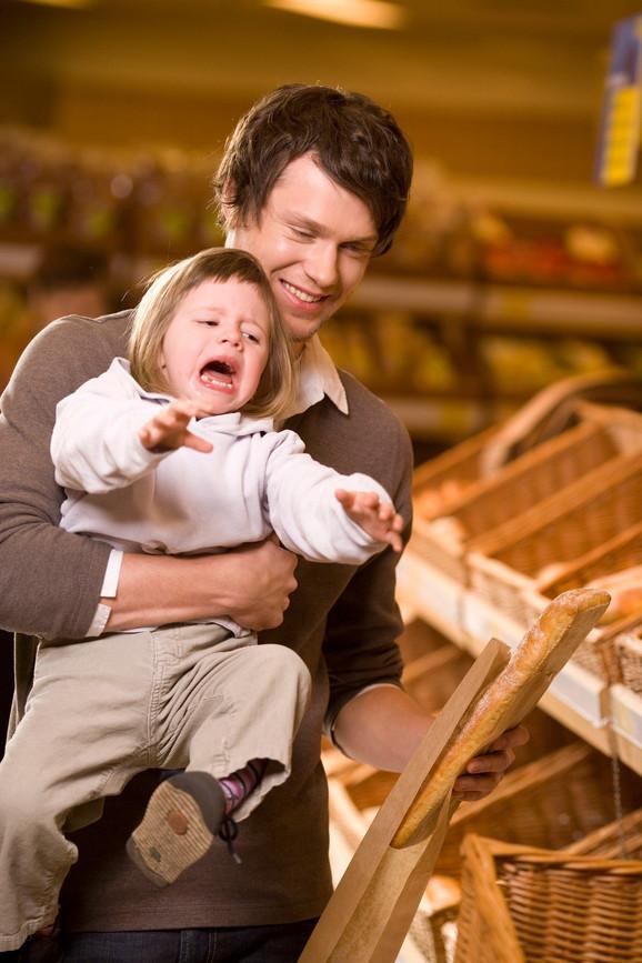 Svima je dete barem jednom plakalo u prodavnici
