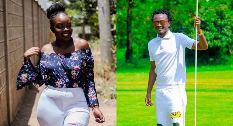 Yvette Obura responds to claims that Bahati still loves her
