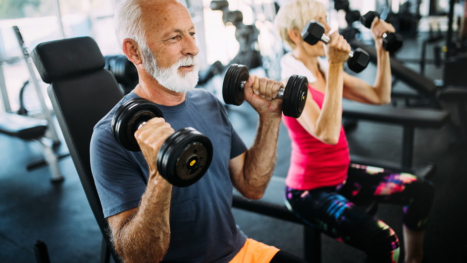 Na emeryturze większość seniorów ma więcej wolnego czasu