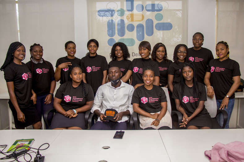 Girls Empowerment & Mentorship Scheme (GEM Africa) an initiative of veteranNollywood actor, Ini Edo has embarked on training and mentorship of girls, femaleentrepreneurs [RaveMedia]