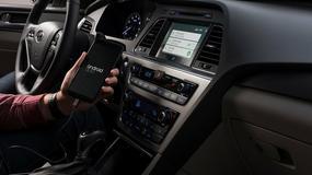 Najnowszy system Android Auto w Hyundaiu Sonacie