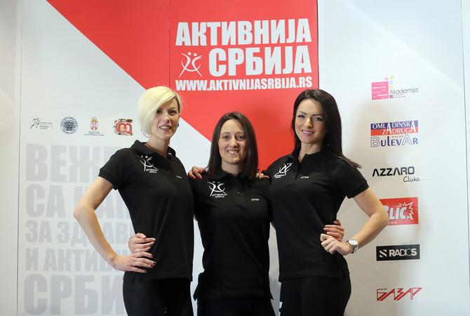 Aktivnija Srbija trening