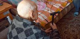 Żona chce alimentów od 107-latka