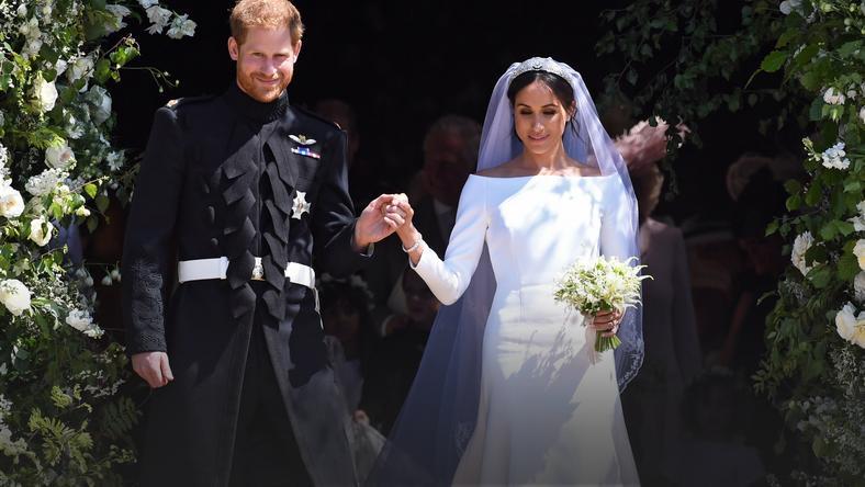 ślub Harryego I Meghan Markle Był Wspaniały Zobacz Zdjęcia Z