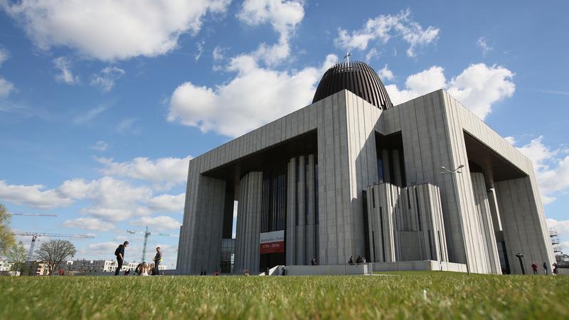 Świątynia Opatrzności Bożej w Warszawie