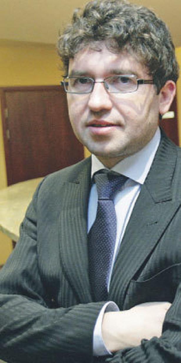 Piotr Woźny, wspólnik zarządzający w Kancelarii Grynhoff Woźny Maliński