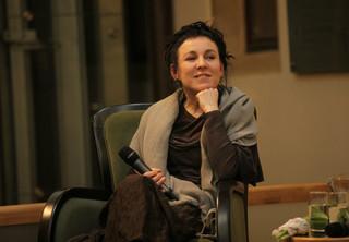 Olga Tokarczuk: Literatura to pretekst, żeby rozmawiać o świecie i wyjrzeć poza własny horyzont [WYWIAD]