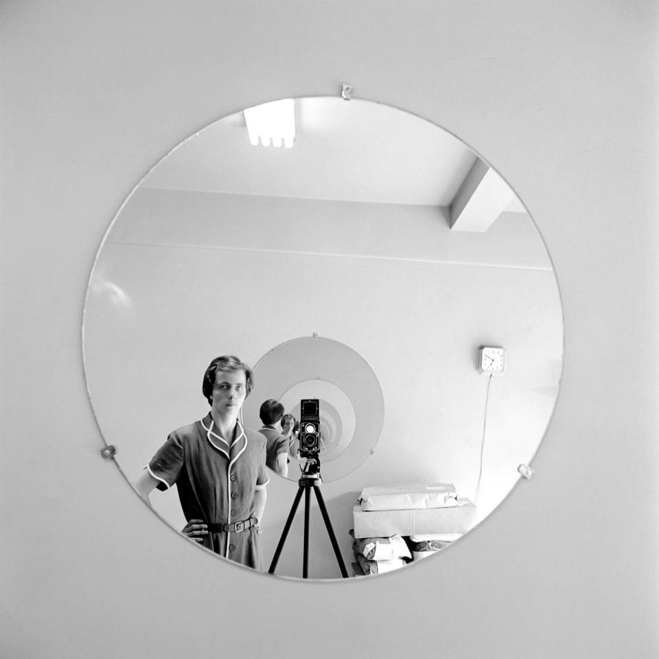 """""""Szukając Vivian Maier"""" - kadr z filmu"""