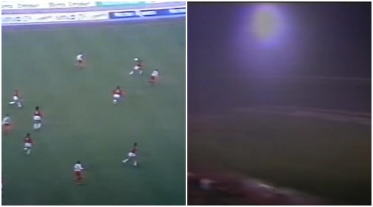 Crvena zvezda - Milan, detalji sa čuvene utakmice