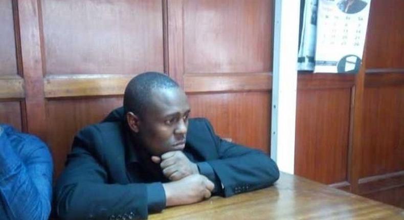 Joe Mwangi sent to jail after gymnast Wendy Waeni's mother filed new complaint on threats