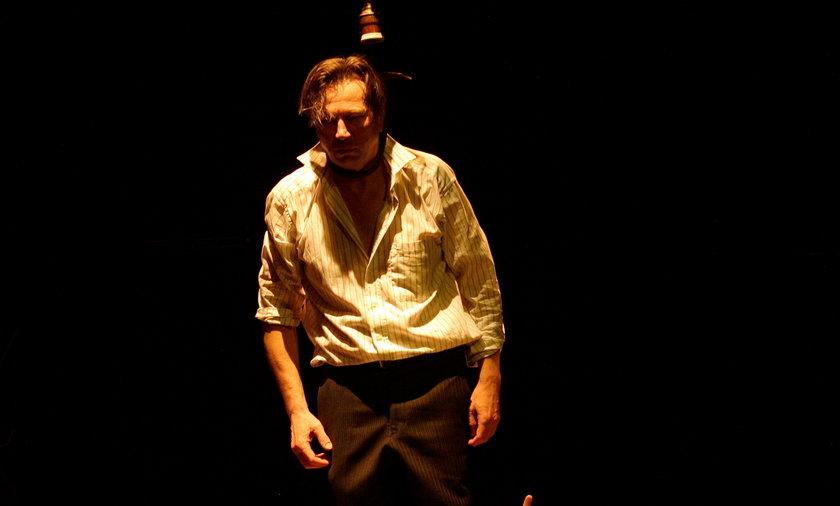 Piotr Cywrus w Teatrze Polskim w Warszawie