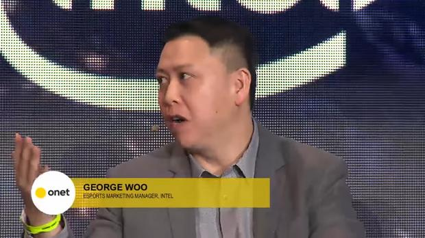 George Woo - eSports Marketing Manager w firmie Intel