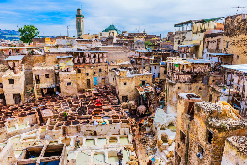 Fes, Morocco. (nationalgeographic.)