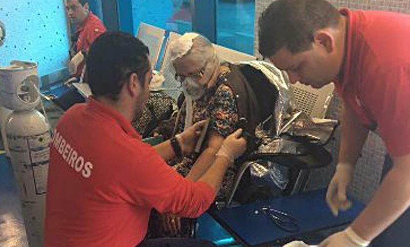 Pasażerowie Boeinga 777 przeżyli prawdziwe chwile grozy