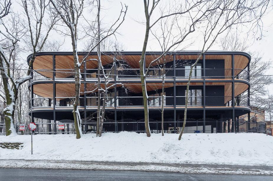 Villa Reden w finale prestiżowego konkursu THE PLAN AWARDS jako jedyny budynek z Polski