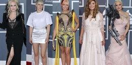 Najgorsze kreacje Grammy 2012