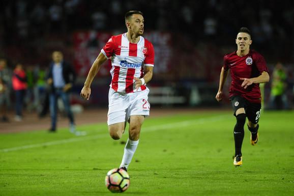Milan Rodić je produžio saradnju sa Crvenom zvezdom