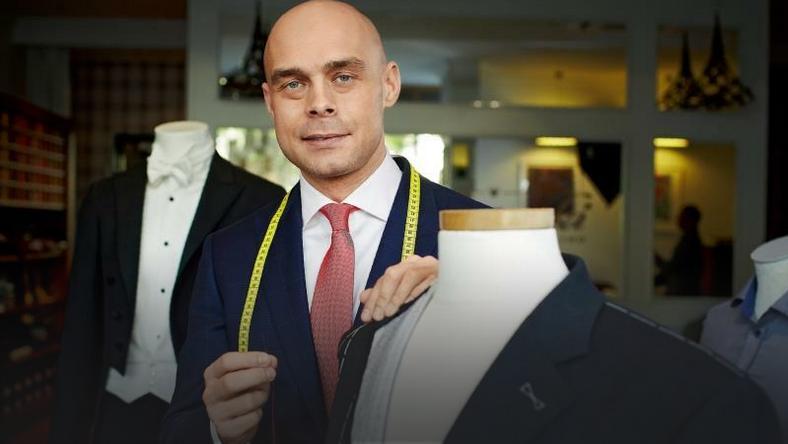 41f45ff710a05 Biznes uszyty na miarę: garnitury dla elity białych kołnierzyków ...