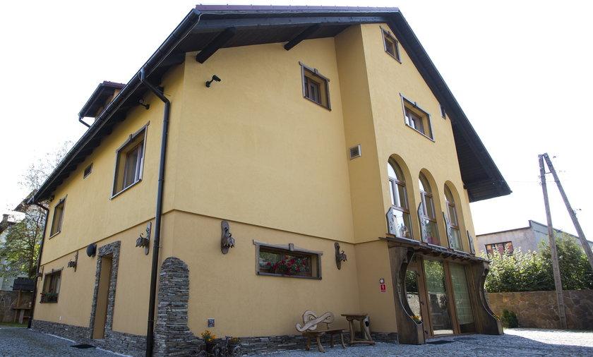 Pensjonat Milosna Piotra i Agaty Kupichy