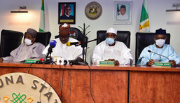 A meeting of the Northern Governors' Forum [KDSG]
