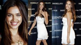 Dziewczyna Ronaldo, Irina Shayk promuje biżuterię