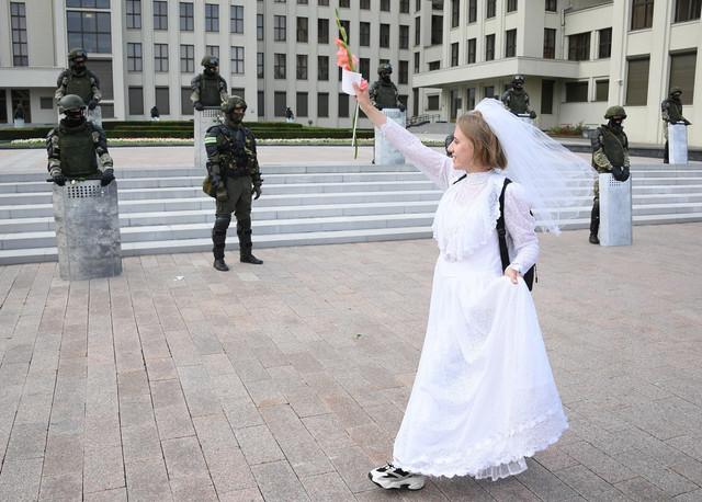 Protesti u Minsku