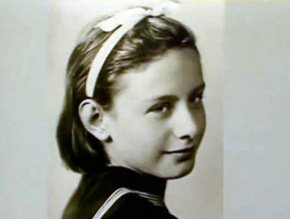 Vera Ginsing, devojčica koju je Vinton svojevremeno spasao i koja je u emisiji BBC iskoristila priliku da mu na dirljiv način zahvali