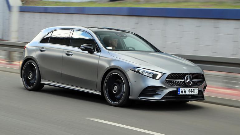 Nowy Mercedes A200 - kompakt naszpikowany nowoczesnością
