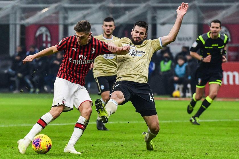 Ostatnio nie wiodło mu się w Milanie, dlatego chciał odejść.