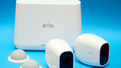 Test Arlo Pro 2: Schicke, dauerhaft teure WLAN-Kamera