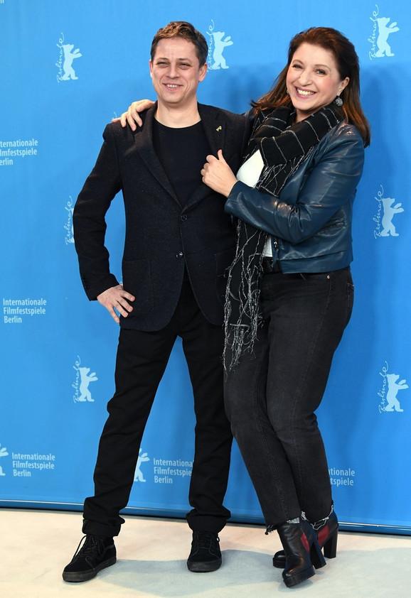 Bojan Vuletić i Mirjana Karanović u Berlinu