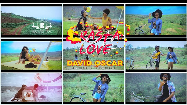 David Oscar - Rasta Love