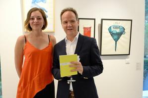 Otvorena izložba u Ambasadi Švajcarske: Proglašena pobednica konkursa za mlade srpske umetnike