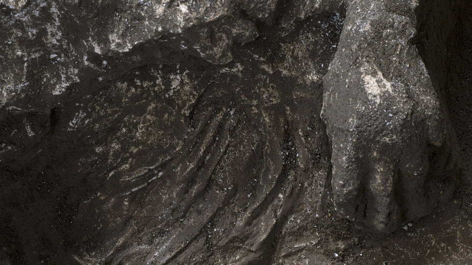 Pompeje: niezwykłe odkrycie szczątek ofiar wybuchu Wezuwiusza