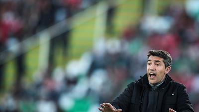 Wolves appoint ex-Benfica boss Bruno Lage as new boss