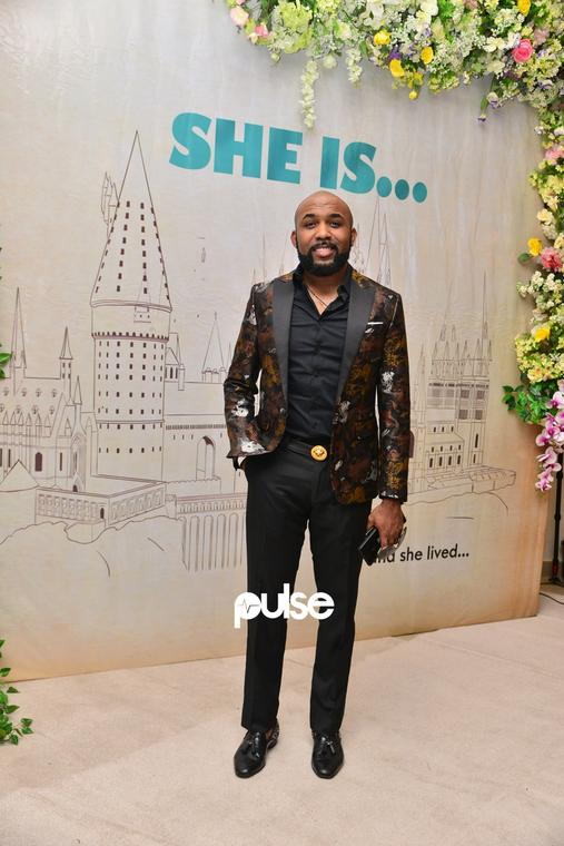 Banky W came to support his friends at 'She Is' movie premiere [PULSE]