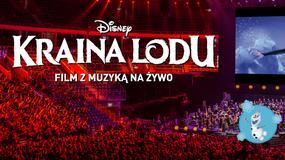 """Wielki multimedialny show """"Kraina Lodu Disneya - film z muzyką na żywo"""" już 5 lutego"""