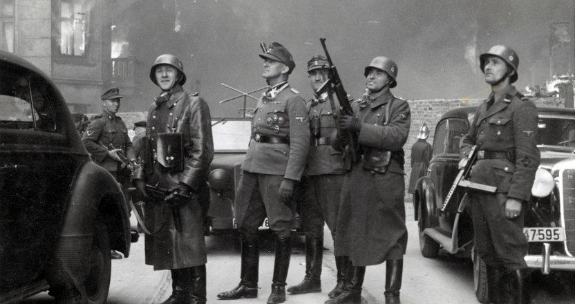 78. rocznica wybuchu powstania w getcie warszawskim. Oto zbrodniarz bez sumienia, który mordował bohatersko walczących Żydów