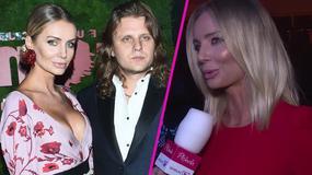 Agnieszka Woźniak-Starak wraz z mężem Piotrem zapomnieli o rocznicy zaręczyn