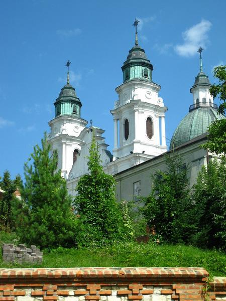Chełm, Bazylika Narodzenia Najświętszej Maryi Panny