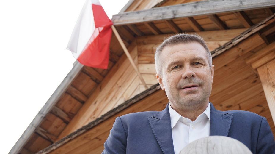 Nie będzie referendum w sprawie odwołania Bogdana Wenty