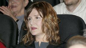 Grażyna Błęcka-Kolska na premierze filmu byłego męża, opowiadającego o traumie po śmierci ich córki