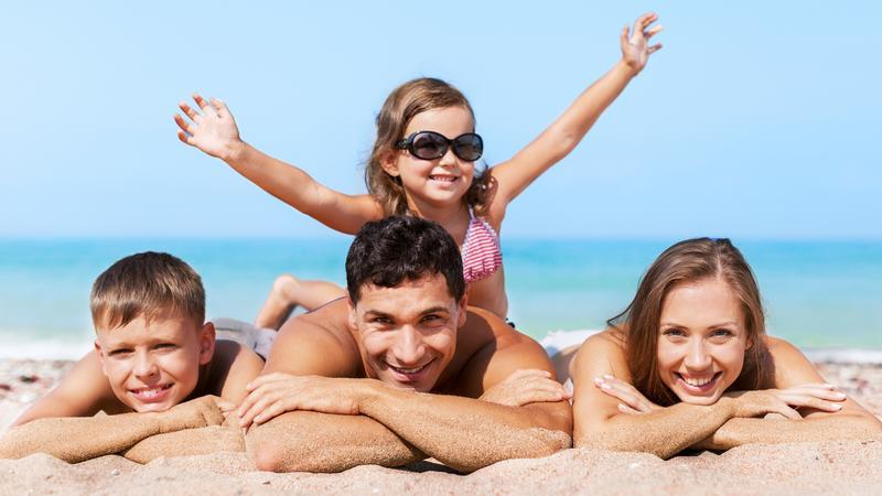 TOP miejsca na wakacje z dziećmi za granicą