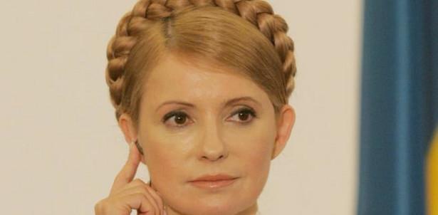 Wyrok siedmiu lat więzienia dla Tymoszenko zapadł 11 października. Fot. Newspix.pl