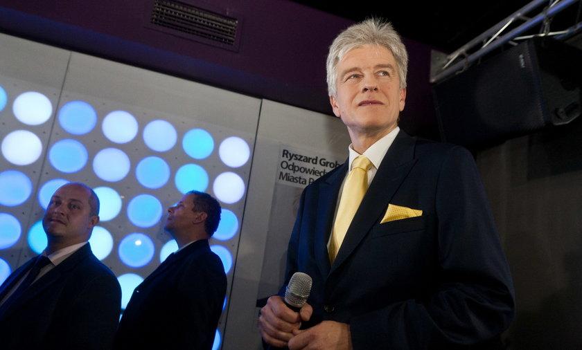 wybory samorządowe, Sztab wyborczy Ryszarda Grobelnego