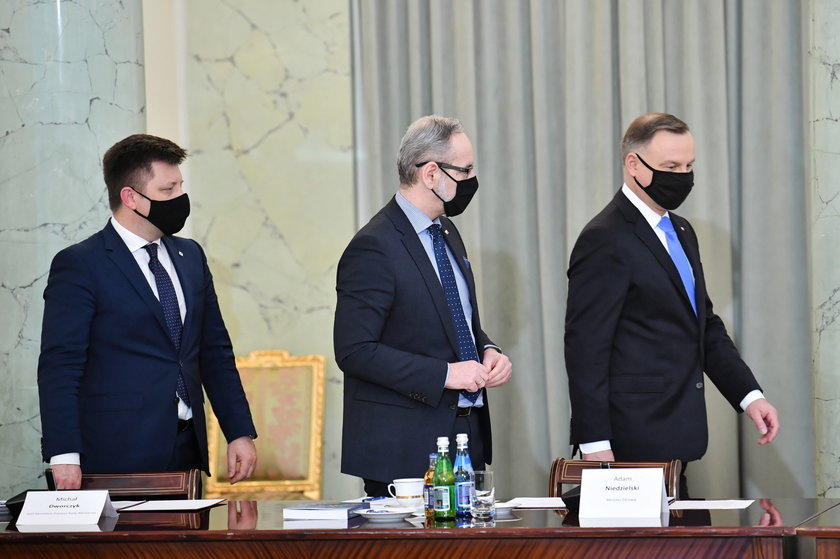 Prezydent Duda powołał członków rady ochrony zdrowia
